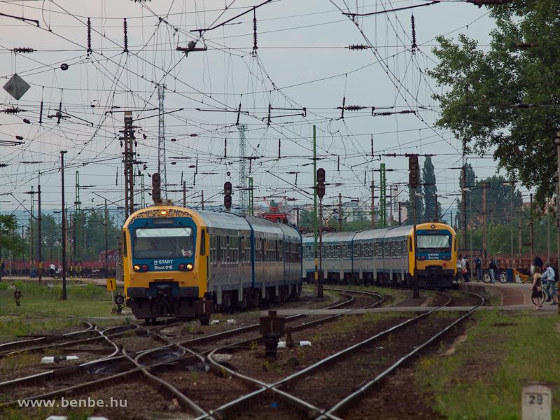 A MÁV-START Bmxt 013 és Bmx fotó
