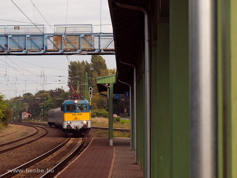 V43 1298 a rövid ideig léte fotó