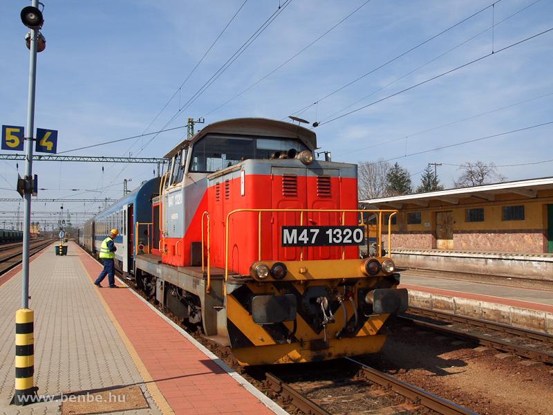 M47 1320 Gyékényes állomáso fotó