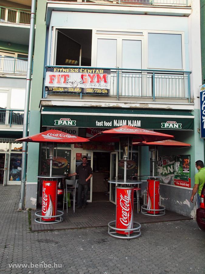 Fast Food Njam Njam  gyors fotó