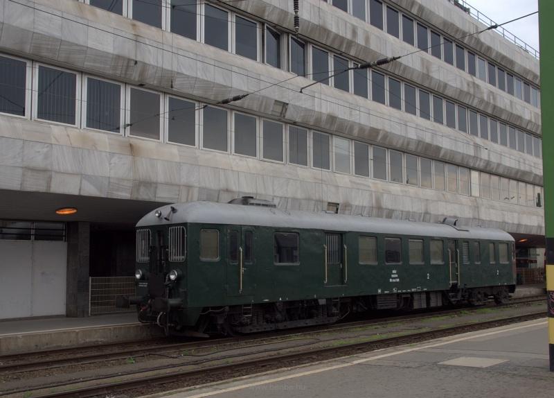 Bbmot 640 Budapest - Déli p fotó
