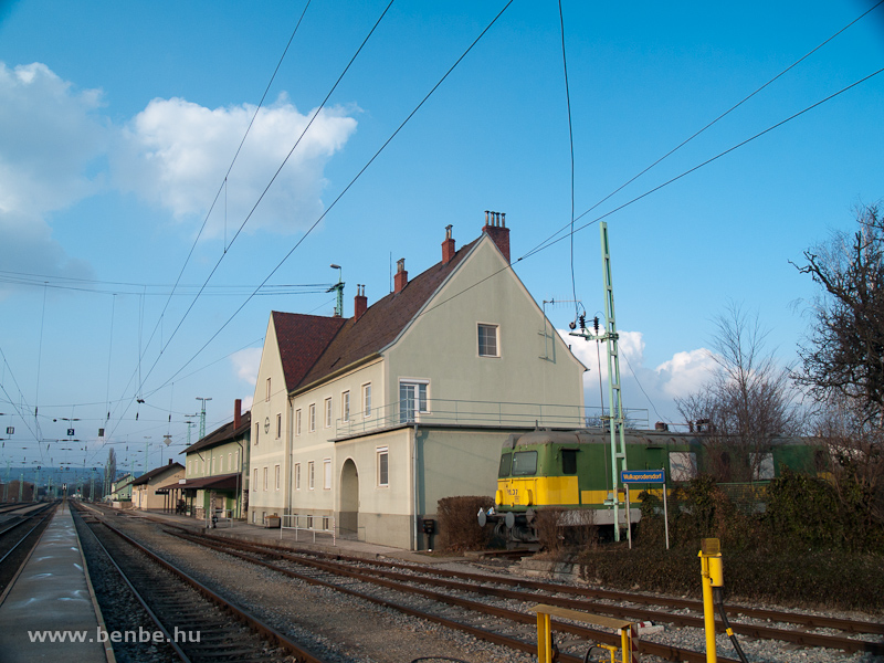 Vulkapordány (Wulkaprodersdorf) GYSEV (Raaberbahn) állomás fotó