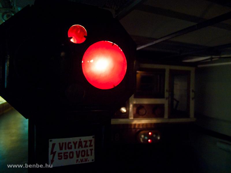 A Földalatti Vasúti Múzeum fotó
