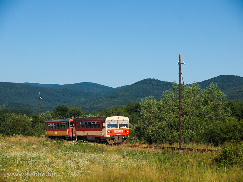The Bzmot 310 near Diósjenő photo