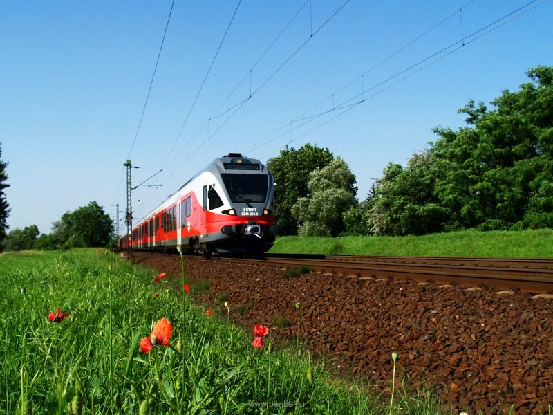 A MÁV-START 5341 018-9 Dunakeszi alsó és Rákospalota-Újpest között fotó