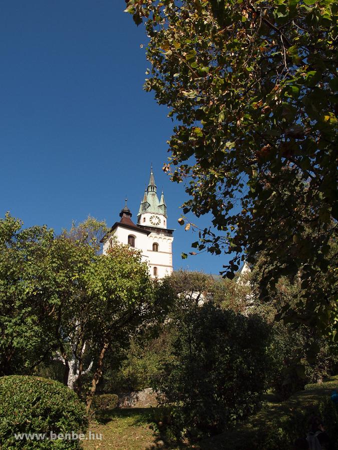Körmöcbánya (Kremnica, Szlovákia) fotó