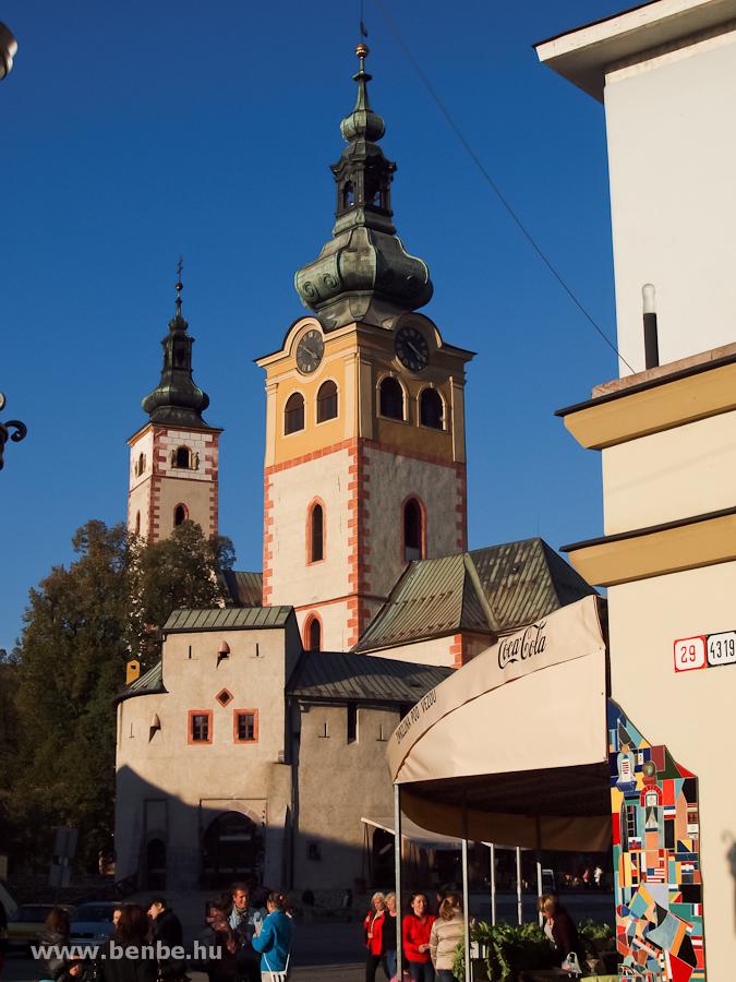 Besztercebánya (Banská Bystrica) fotó