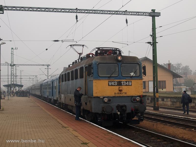 V43 1349 Veszprémben fotó