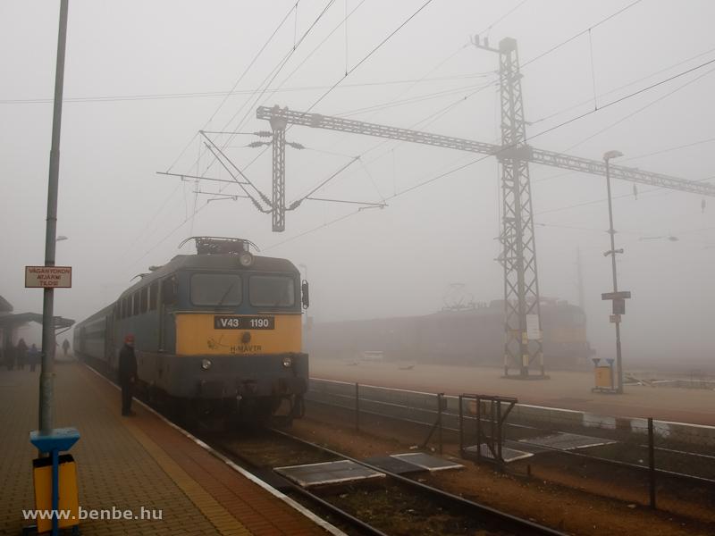 V43 1190 Veszprémben fotó