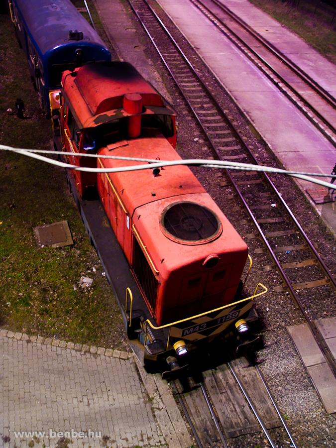 M43 1159 tolat Hatvanban fotó