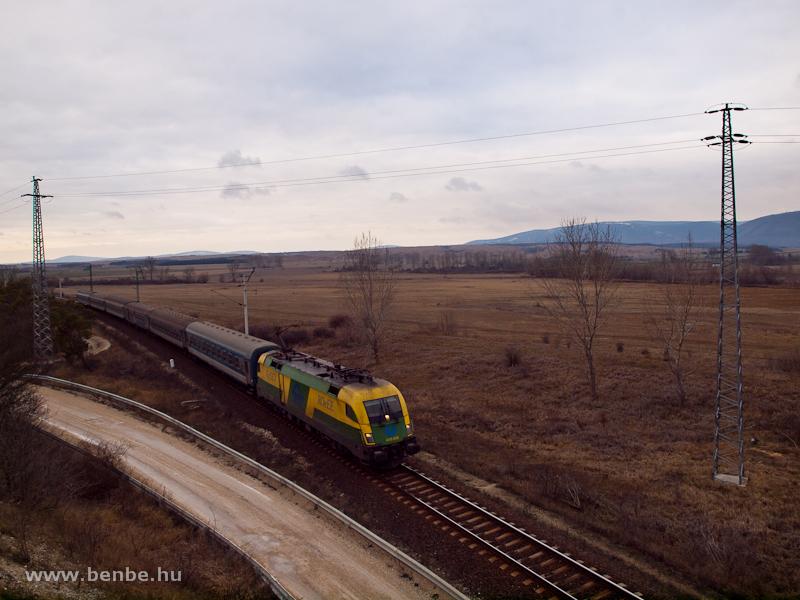 A GYSEV 470 502 Öskü és Pétfürdő között fotó