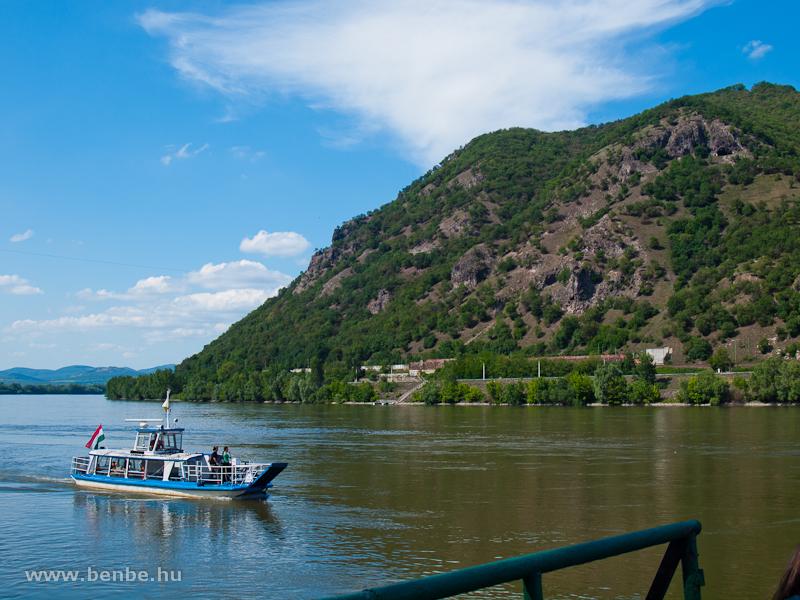 A Dunakanyar Dömösi átkelésnél fotó