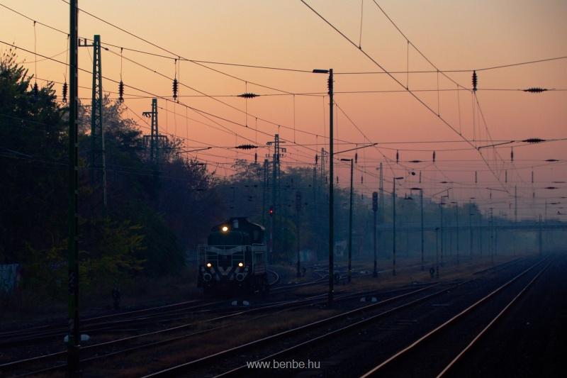 A BKV/BHÉV 735 pályaszámú B fotó