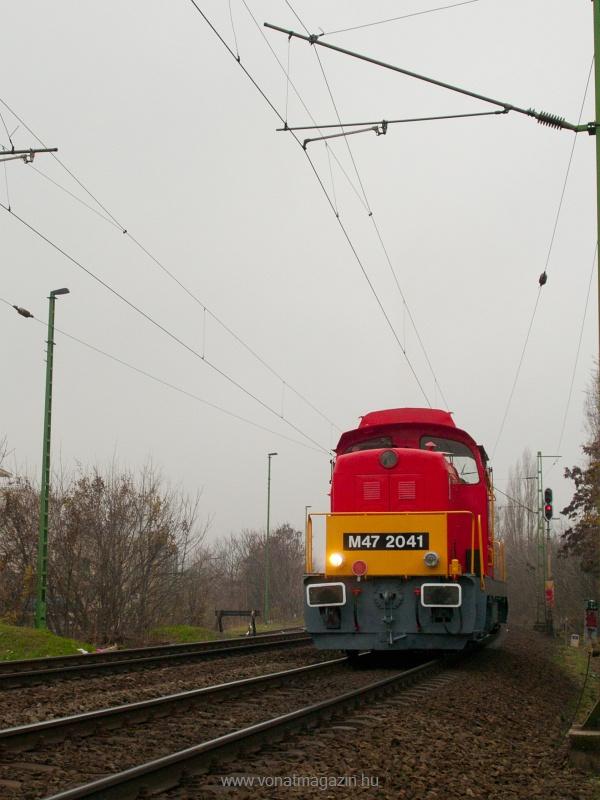 M47 2041 útban Zalaegerszegre a Bartók Béla útnál fotó