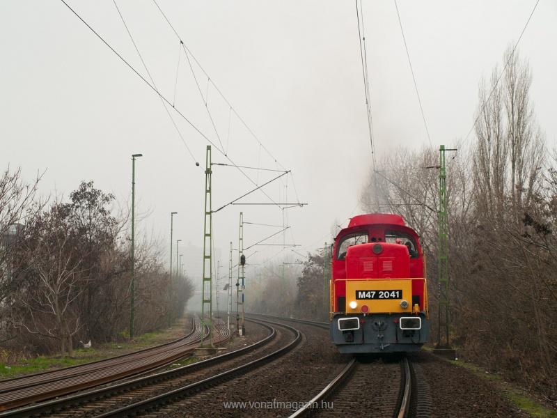 M47 2041 útban Zalaegerszeg fotó