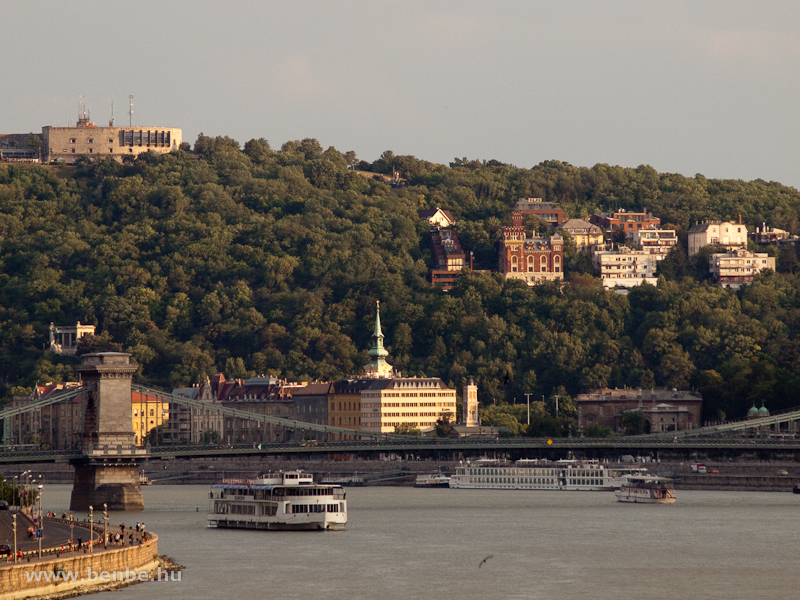 A Duna és a Gellért-hegy fotó