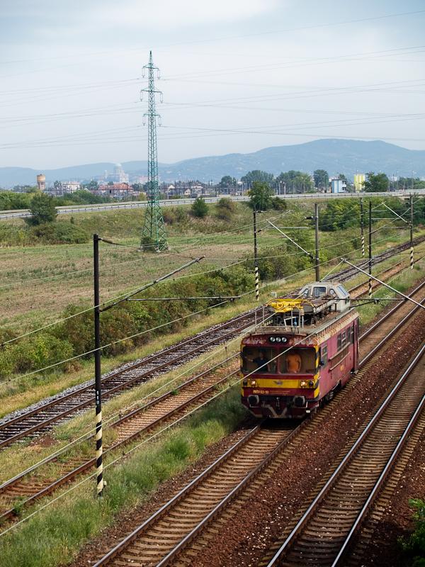 Az MVTV 02-10 Štúrovoban fotó