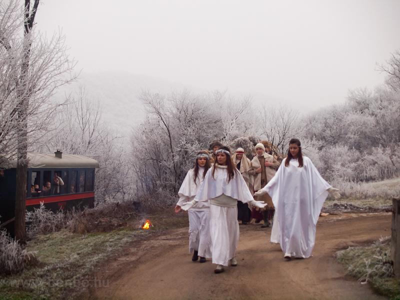 Betlehemezők fotó