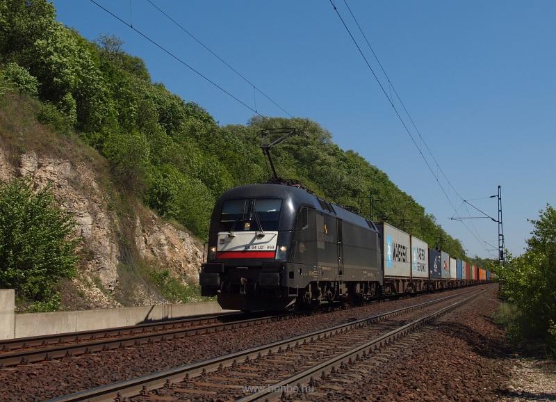 Az MRCE Dispolok ES 64 U2-0 fotó