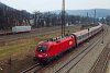 Az BB 1016 049-7 tvgott a Bcsi Erd&#337;n s mindjrt a Westbahnhofra r 