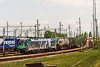 A GYSEV 1047 503-6 <q>Liszt Ferenc</q> lokomotív Sopron-Rendez&#337;pályaudvaron