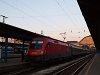 The 1116 042-1 at Budapest-Keleti