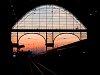 Sunrise at Budapest-Keleti