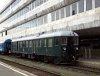 Bbmot 640 Budapest - Déli pályaudvaron a Déki Vasút 150. évfordulóján rendezett járműparádén