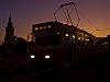 Szentlélek tér, az 1-es villamos megállója