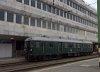 Bbmot 640 Budapest - Déli pályaudvaron a DV 150. évfordulójára rendezett járműparádén