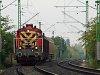 Az M44 424-es csomóponti kiszolgálóvonatával Ferencváros és Kőbánya-Kispest között