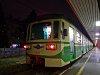 A 832-es MIX/A motorkocsi Békásmegyer-Pünkösdfürdő állomáson