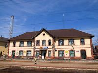 Gyékényes vasútállomás