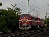 Az M61 020 �s az M61 001 a Ferencv�ros �s K�KI k�z�tti �sszek�tő vas�tvonalon