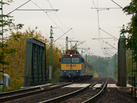 The V43 1173 near Ferencv�ros