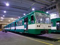 Az 1121-es MX/A felújítás alatt Szentendrén