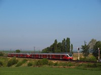 The 5341 043-8 near Biatorbgy