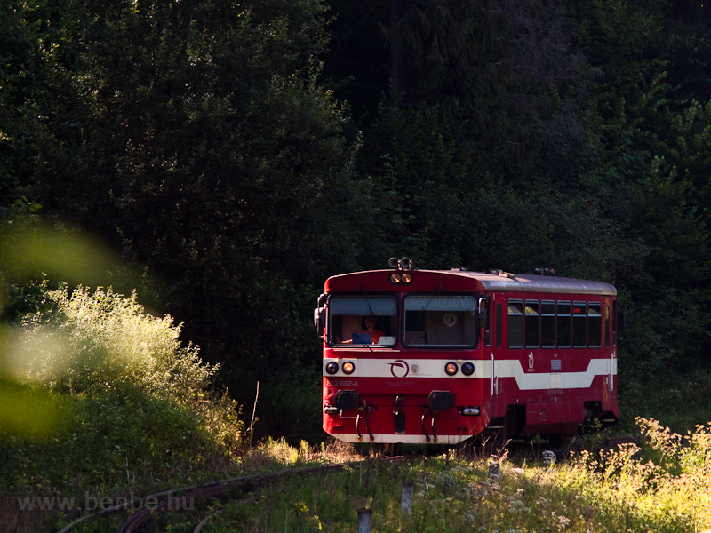 The ŽSSK 812 002-4 see photo