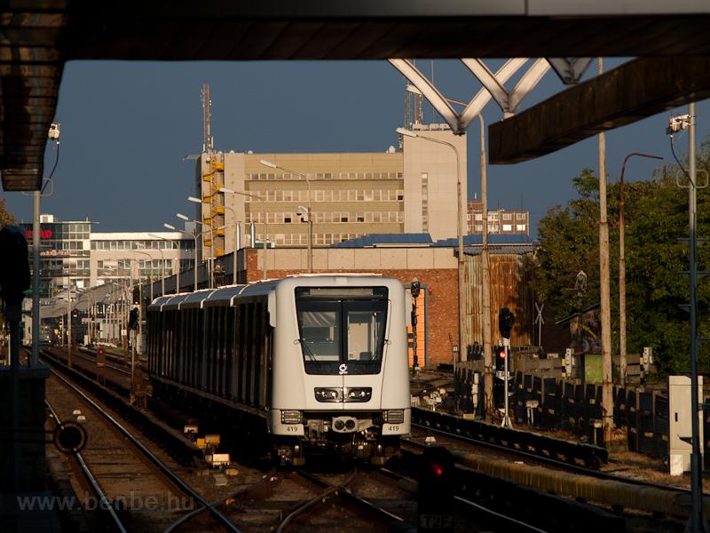 Alstom metró  fotó