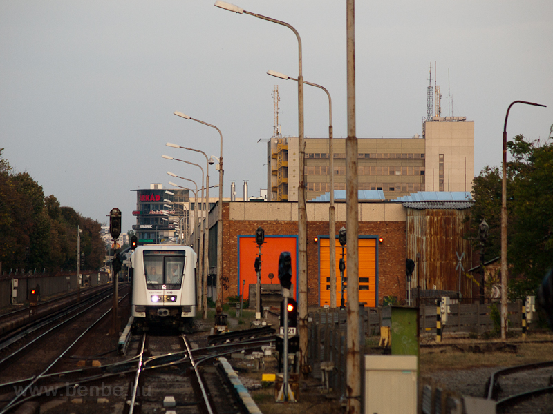 Alstom metro photo