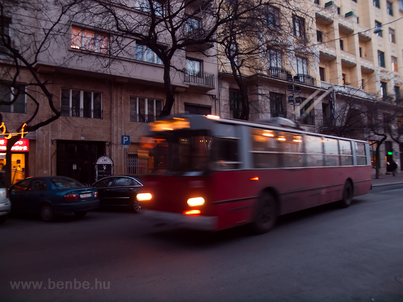 A type ZIU-9 trolleybus see photo