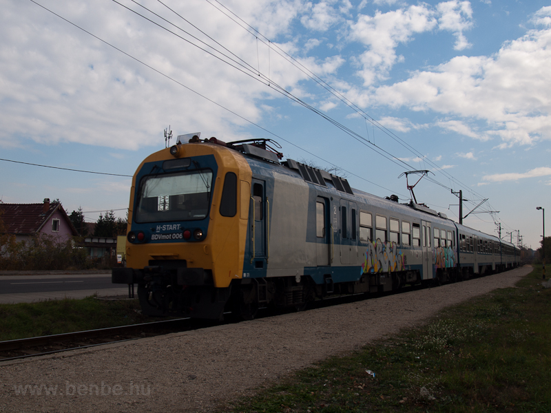 The BDVmot 006 seen at Mári photo