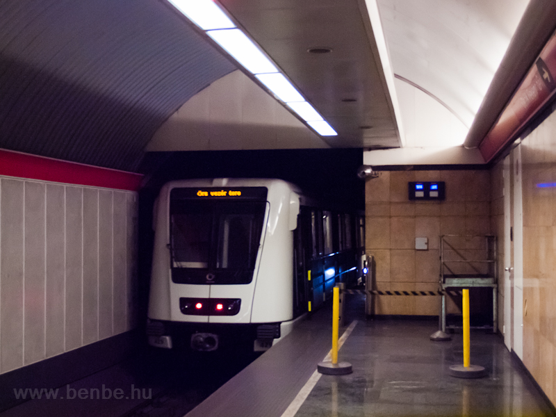 A new ALSTOM metro is turni photo