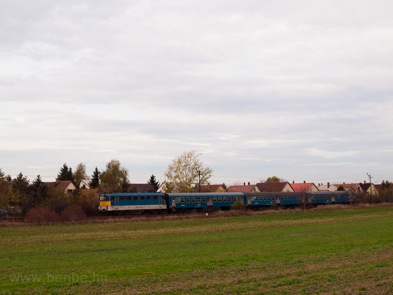 The 431 362 at Füzesabony photo