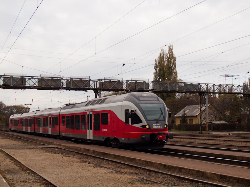 The 5341 045-3 at Gödöll photo