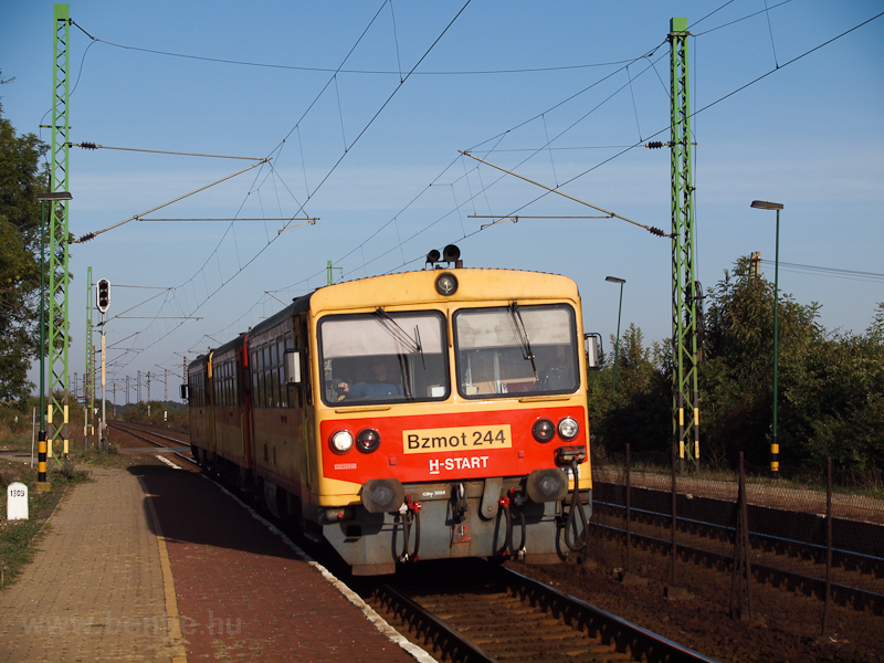 The Bzmot 244 at Szihalom photo