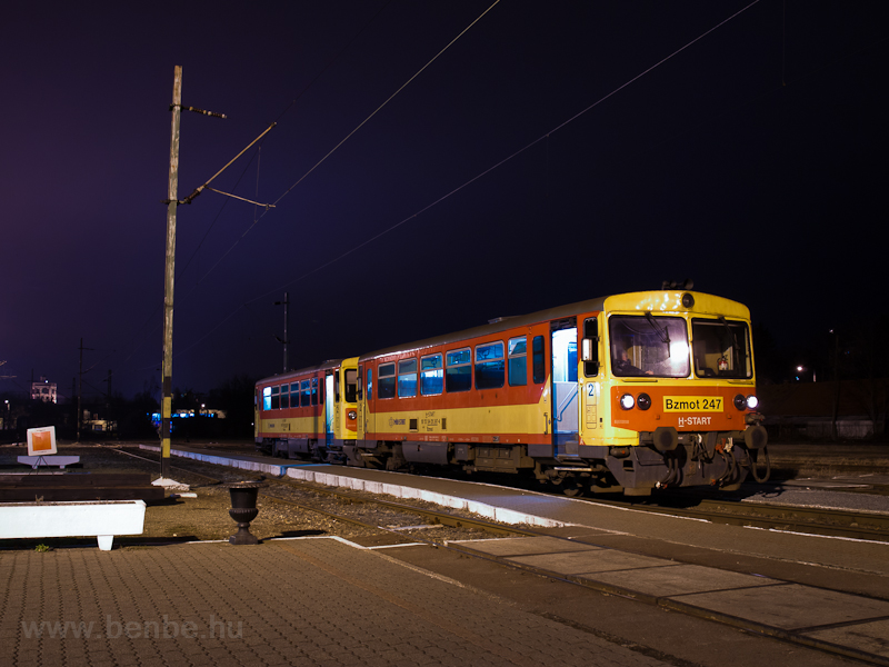 The Bzmot 247 seen at Eger photo