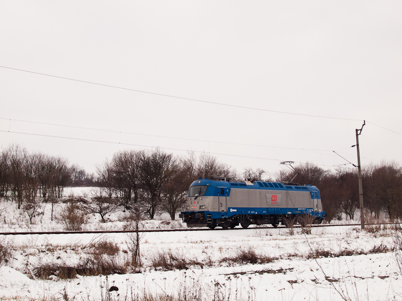 The ČD 380 017-4 mult photo