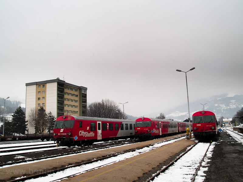 Wolfsberg station photo