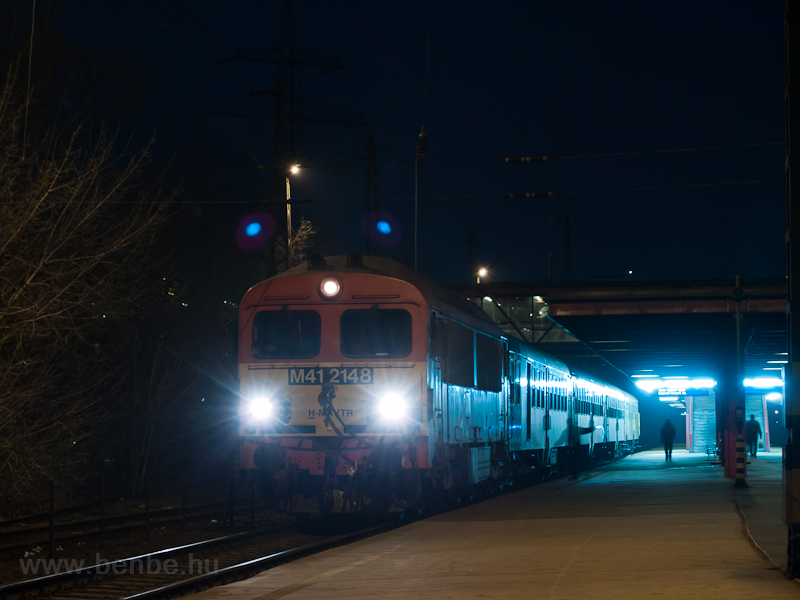 The M41 2148 seen at Kő photo